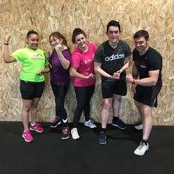 Découverte du CrossFit pour les 2des