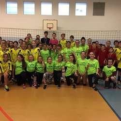 District de volley-ball UGSEL 6ème / 5ème