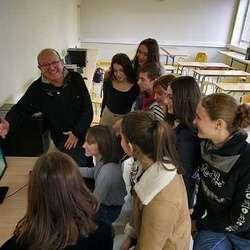 Le P''tit Pierrot, journal des lycéens du lycée Saint-Pierre de Saint-Brieuc, est en ligne