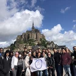 Visite des élèves libanais à Saint-Pierre
