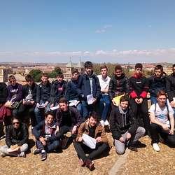 Voyage des 2des en Espagne (Madrid, Tolède, Ségovie)