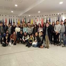 Voyage des Terminales section européenne à Bruxelles