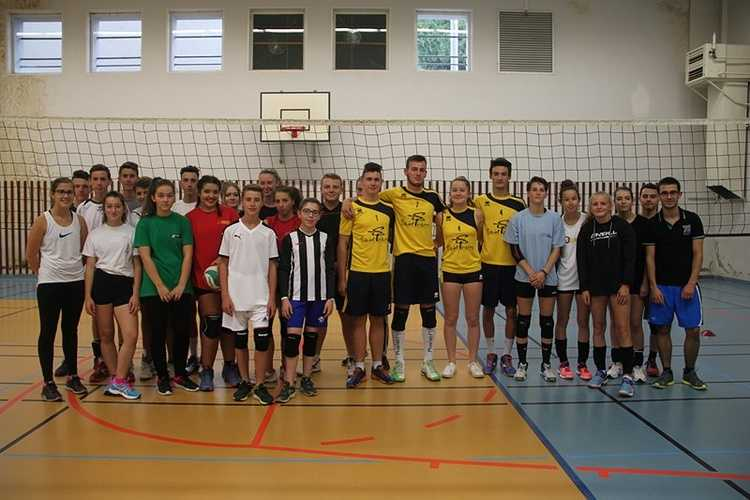 AS VOLLEY LYCEE volleylycee
