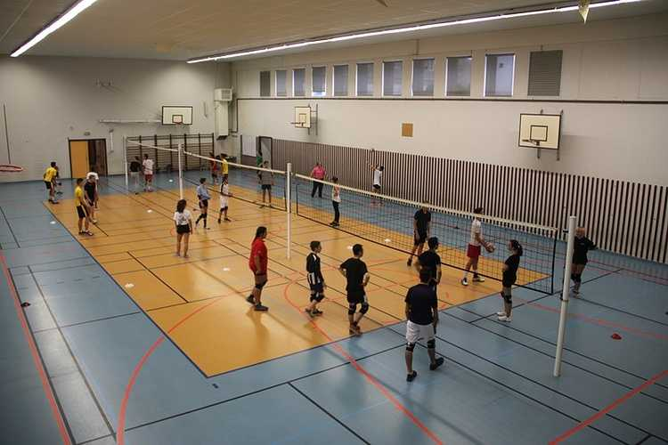 AS VOLLEY LYCEE 0