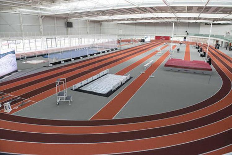 Championnat régional d'athlétisme en salle Lycée à Rennes 0