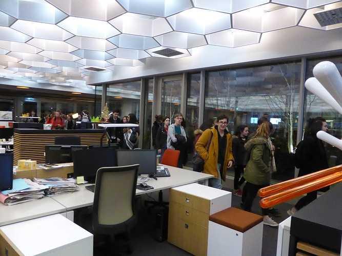 Sortie Ouest France lycée p1000936