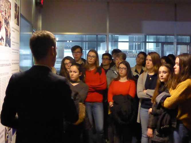 Sortie Ouest France lycée p1000941