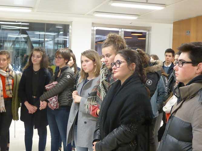 Sortie Ouest France lycée 0