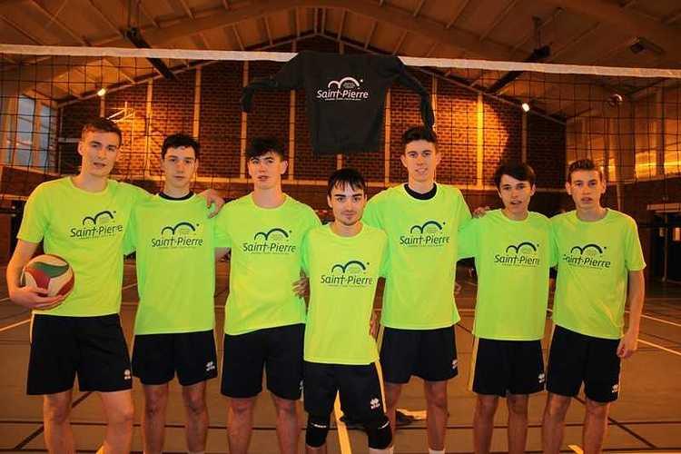 Les juniors garçons, vice-champions de France UGSEL! jgfrance2018marcqenbaroeul34copier
