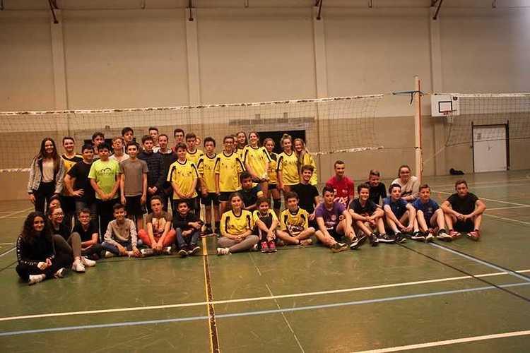 Volley-ball Minimes volleyminimes17107