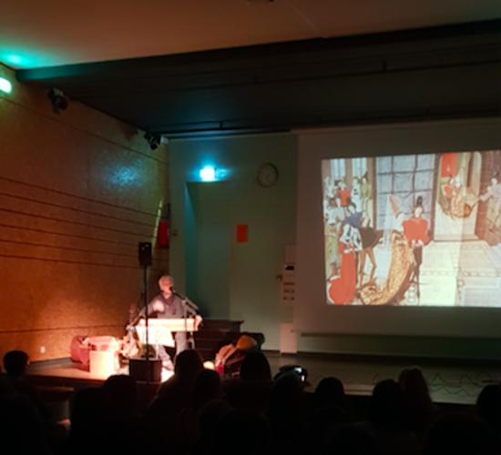 Concert ''musiques et chansons du Moyen-Âge'' 0