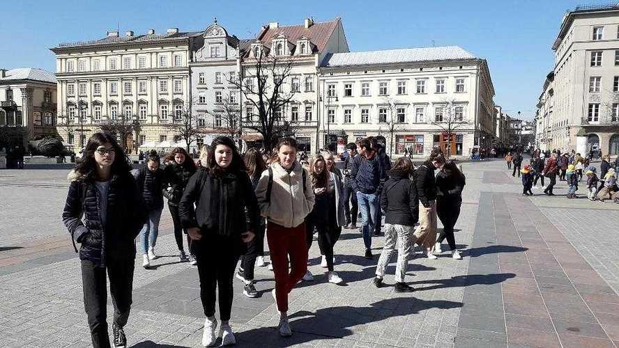 Voyage des 2ndes Europe à Cracovie en Pologne 20190327105007