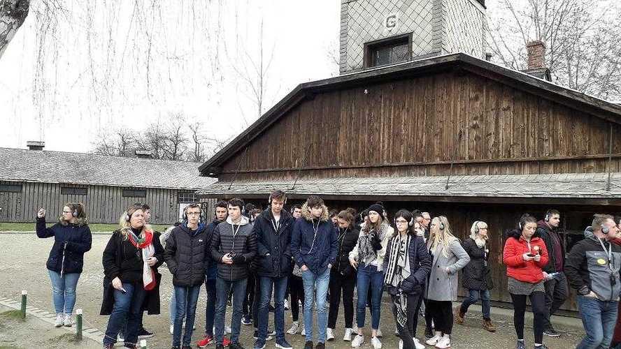 Voyage des 2ndes Europe à Cracovie en Pologne 20190328124149