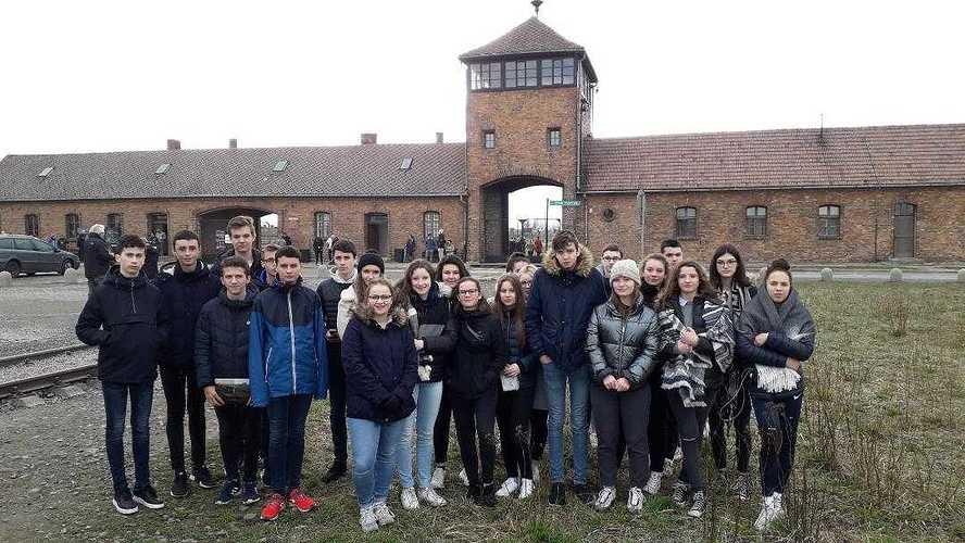 Voyage des 2ndes Europe à Cracovie en Pologne 20190328155920