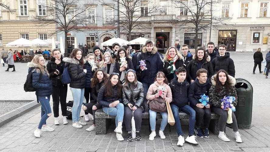 Voyage des 2ndes Europe à Cracovie en Pologne 20190329173019