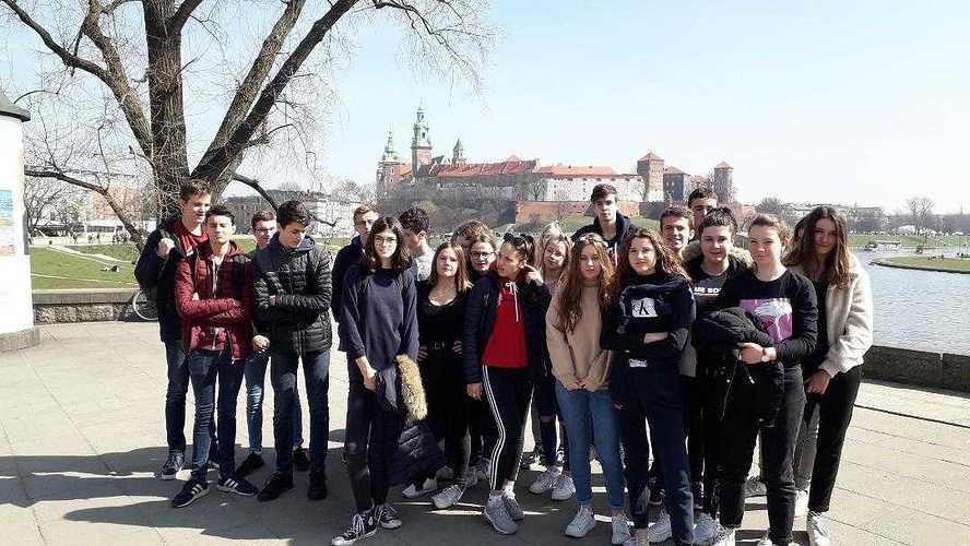 Voyage des 2ndes Europe à Cracovie en Pologne 20190330122843