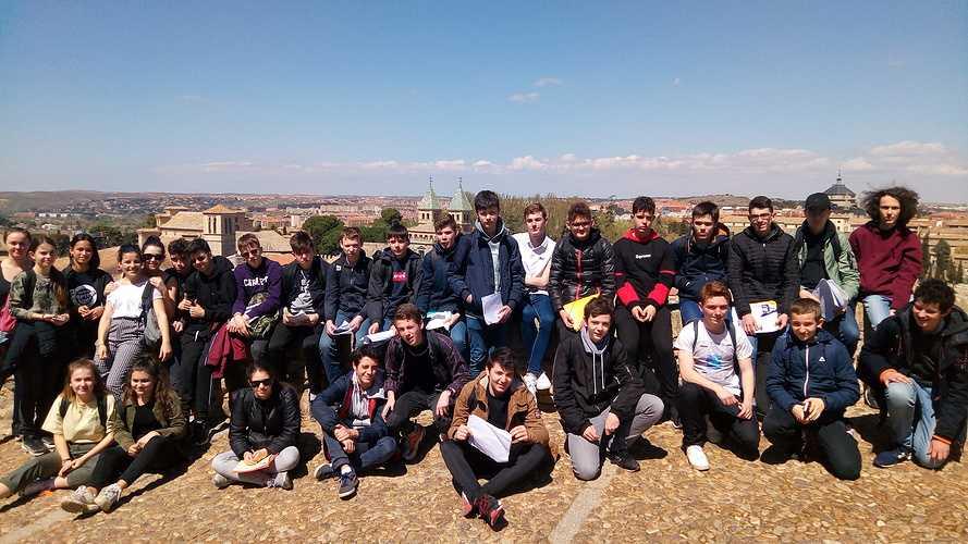 Voyage des 2des en Espagne (Madrid, Tolède, Ségovie) 0