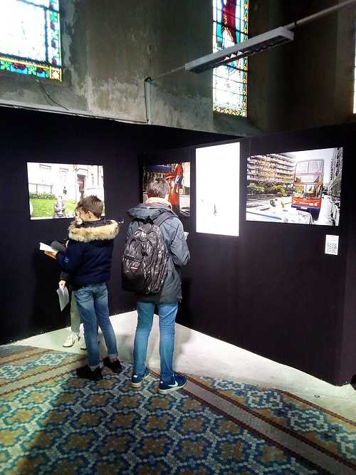 "Visite exposition ""Photo Festival 2020"" en 4ème D img20191107141225"