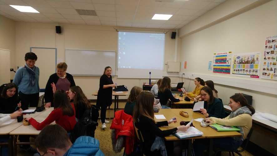 Un projet Erasmus + franco-polonais à St-Pierre ! dsc0104