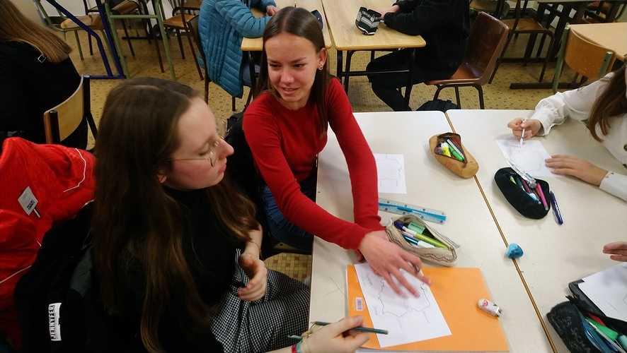 Un projet Erasmus + franco-polonais à St-Pierre ! dsc0107