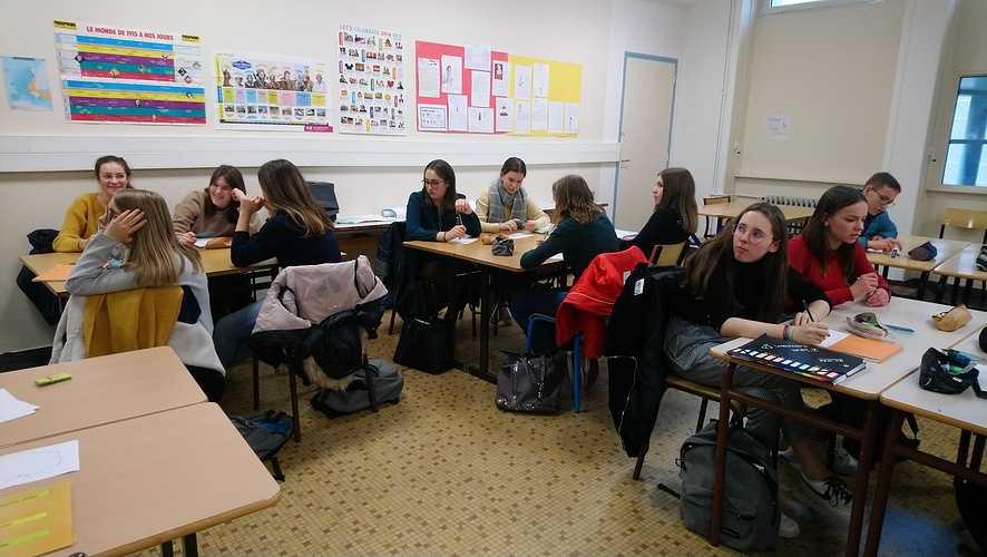 Un projet Erasmus + franco-polonais à St-Pierre ! dsc0111