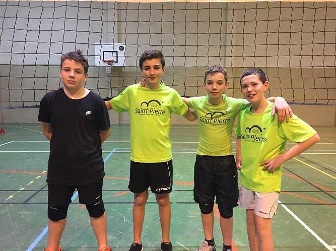 Volley-ball collège volley4e3edec20192