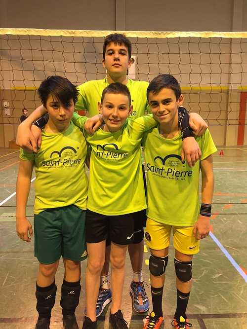 Volley-ball collège volley4e3edec20193