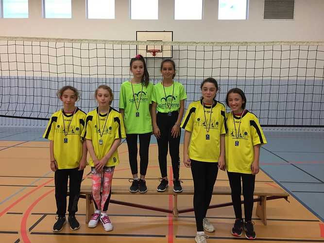 Volley-ball collège volley6e5eoct20196