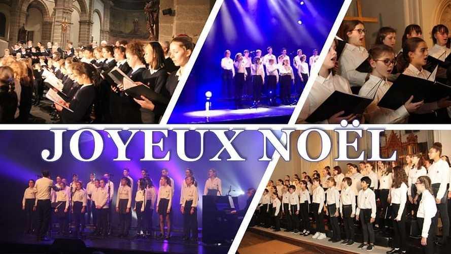 La Maîtrise chante pour Noël 0