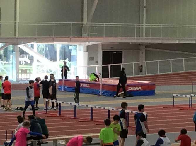 Athlétisme en salle : en route pour les finales France à Val de Reuil ! athleensallebenj6