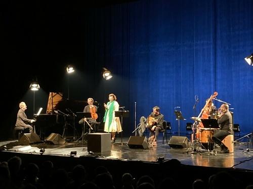 Concert à La Passerelle
