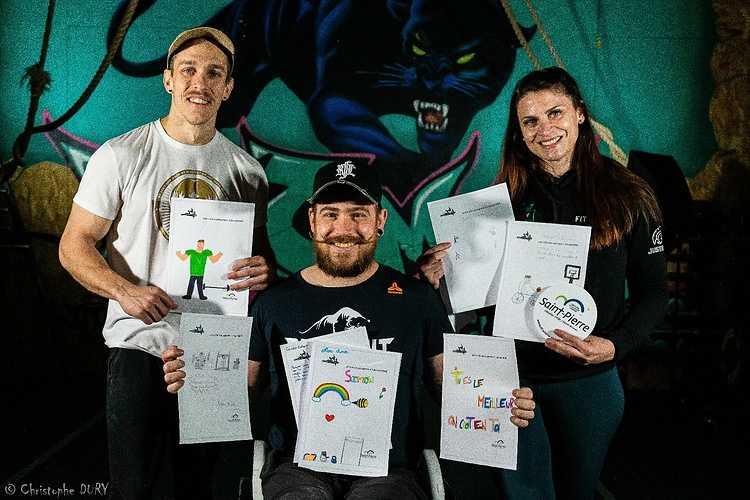 Correspondance avec un champion de CrossFit 0