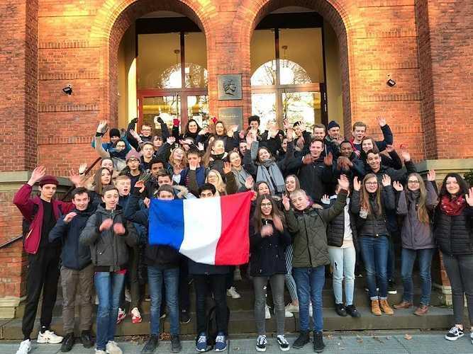 Notre échange avec le Herbart Gymnasium d'Oldenbourg durant la crise sanitaire img-20190401-wa0006